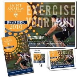 Saint Anselm College Summer School campaign
