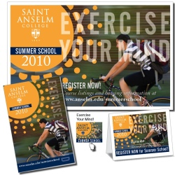 Saint Anselm College Summer School campaign