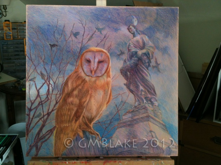 Wol and the Stone Goddess - stage 12