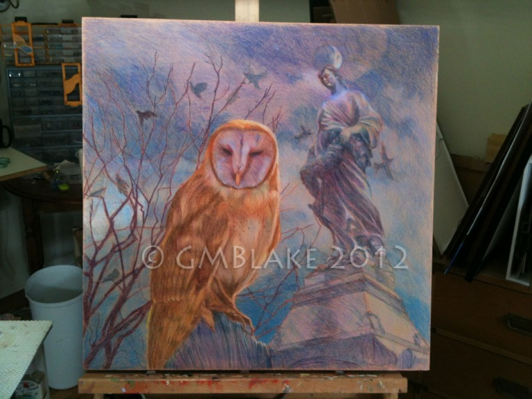 Wol and the Stone Goddess - stage 13