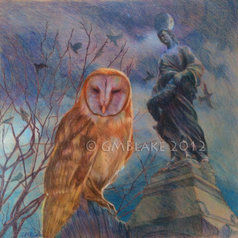 Wol and the Stone Goddess