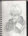Art Show sketch