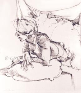 Girl in a Tutu
