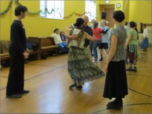 Kindred Spirits contradance