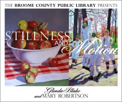 Broome County Public Library, self-promotion