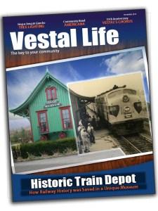 Vestal Life Magazine