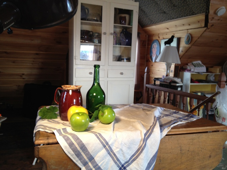 Still Life at Mary's studio