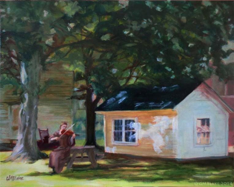 Fiddler, Cutler Gardens